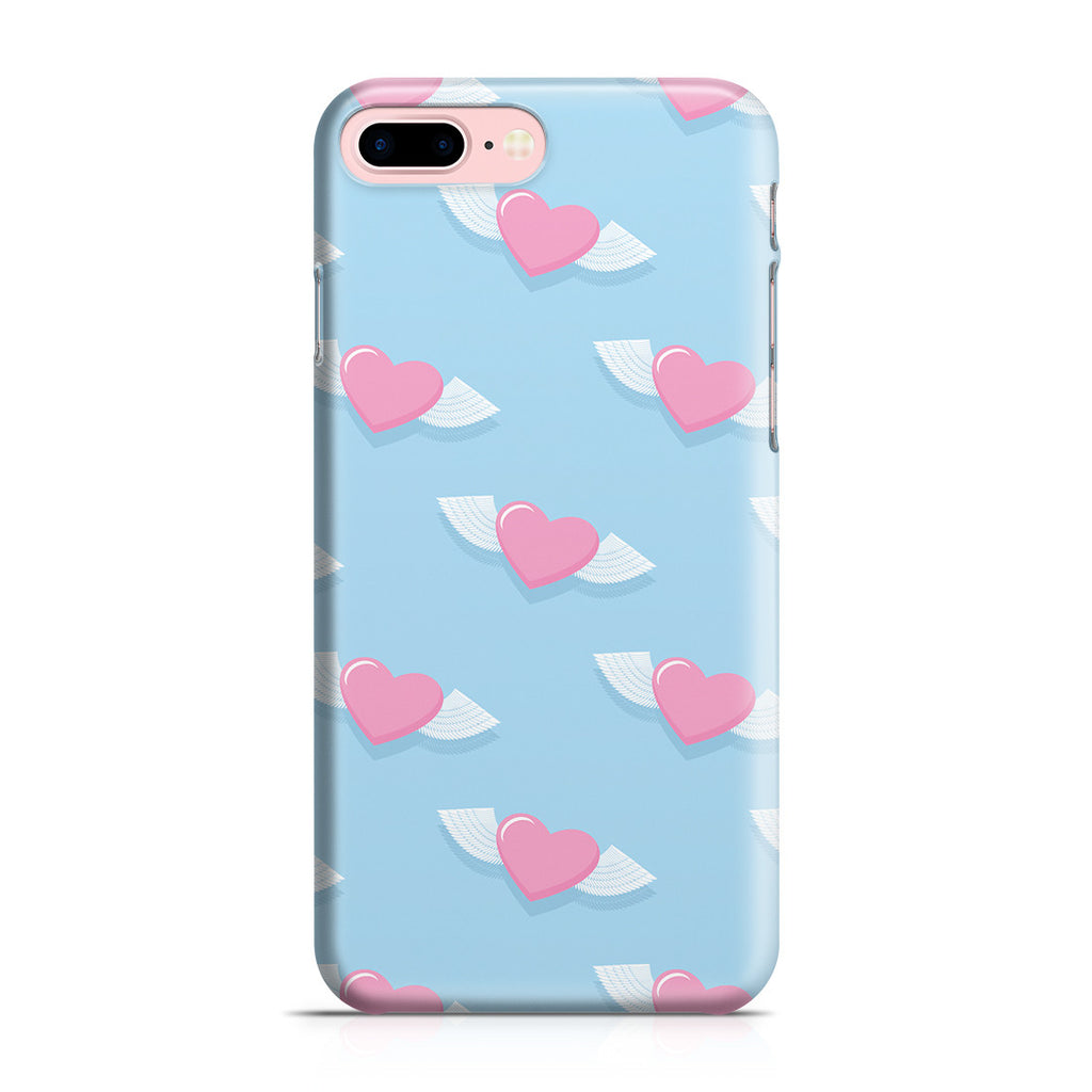 iPhone 7 Plus Case - Love Gives You Wings