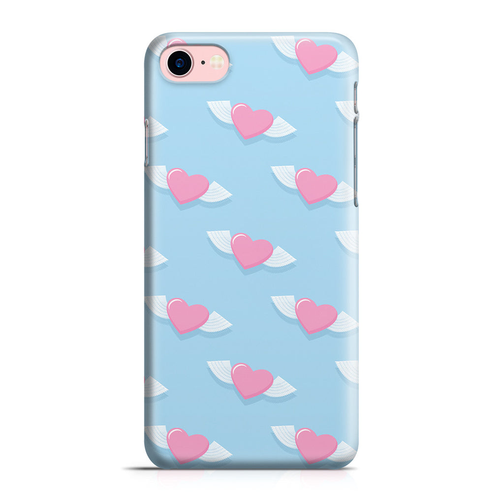 iPhone 7 Case - Love Gives You Wings