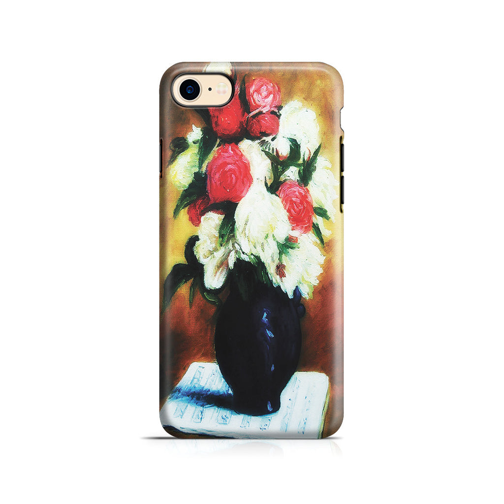 iPhone 6 | 6s Adventure Case - Bouquet of Peonies on a Musical Score, 1876 by Paul Gauguin