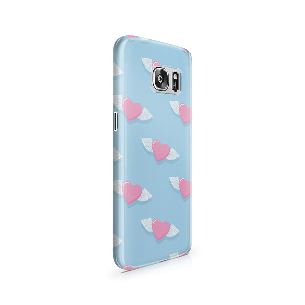 Galaxy S7 Case - Love Gives You Wings