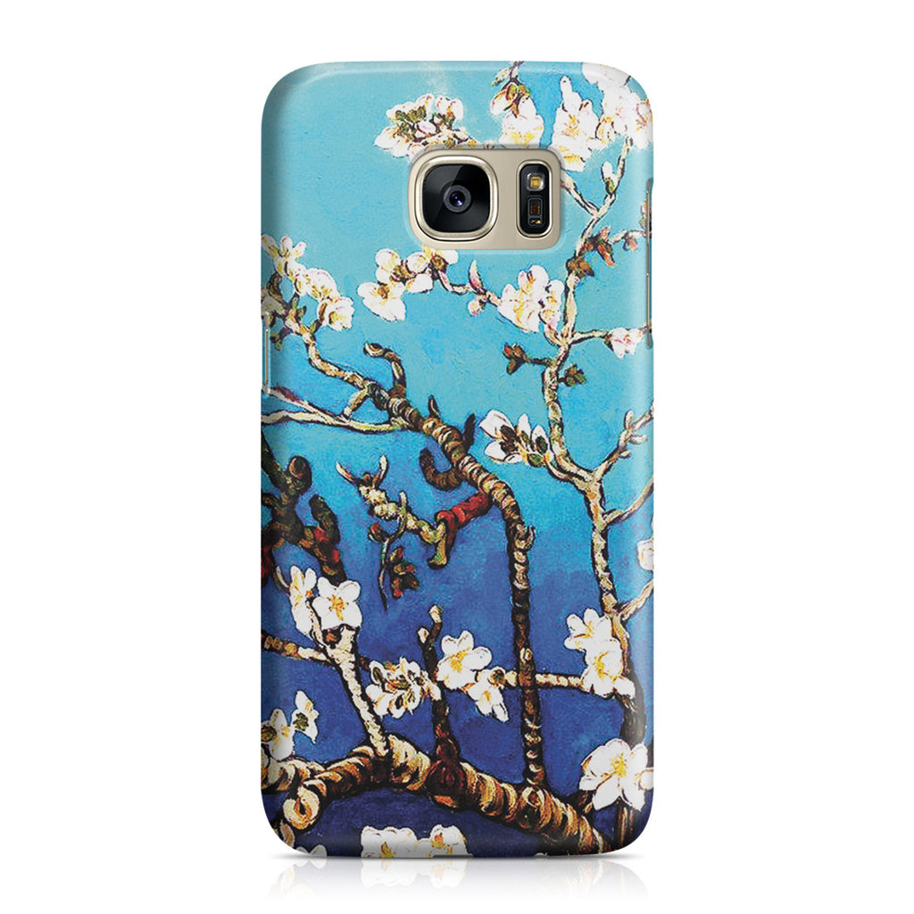 Galaxy S7 Case - Branches Of An Almond Tree In Blossom by Vincent Van Gogh