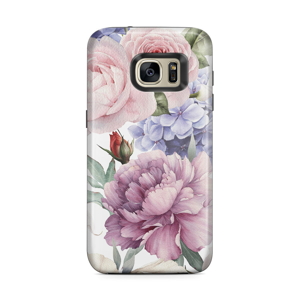 Galaxy S7 Edge Adventure Case - Bouquet