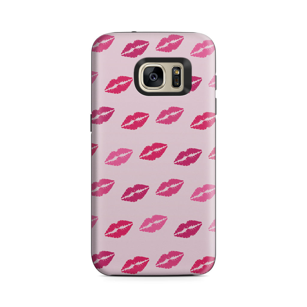 Galaxy S7 Adventure Case - Candy Kisses