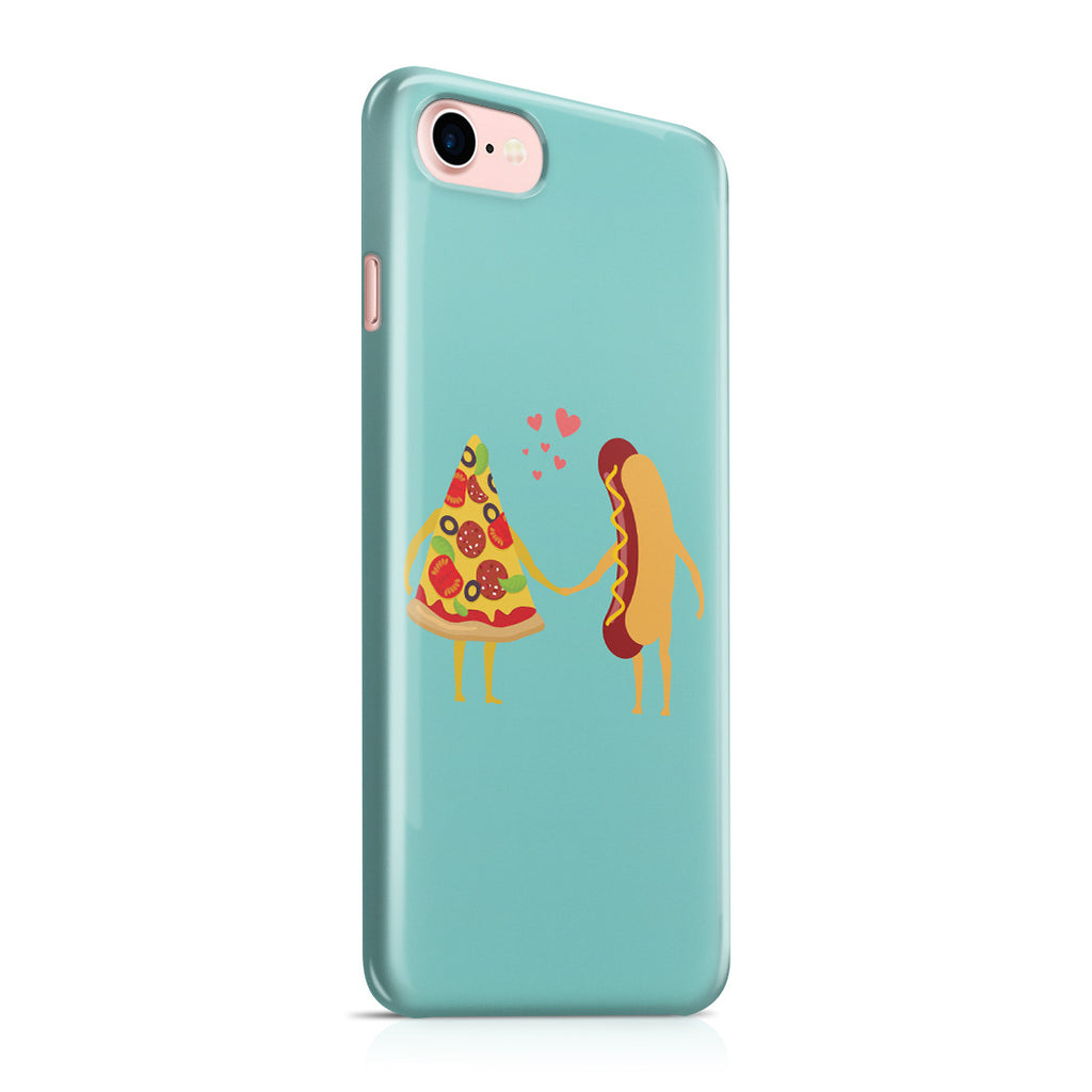 iPhone 7 Case - No Love Sincerer Than the Love of Food