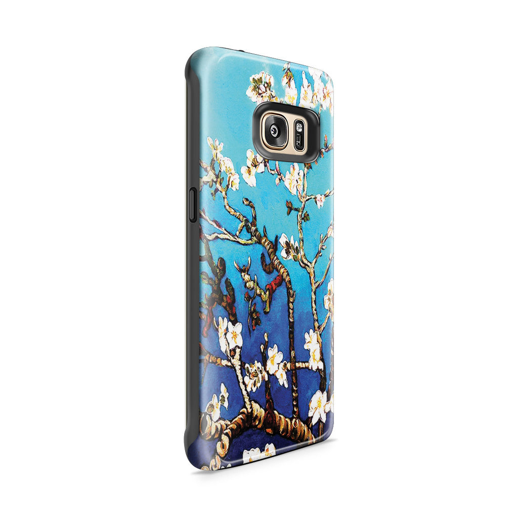 Galaxy S7 Edge Adventure Case - Branches Of An Almond Tree In Blossom by Vincent Van Gogh