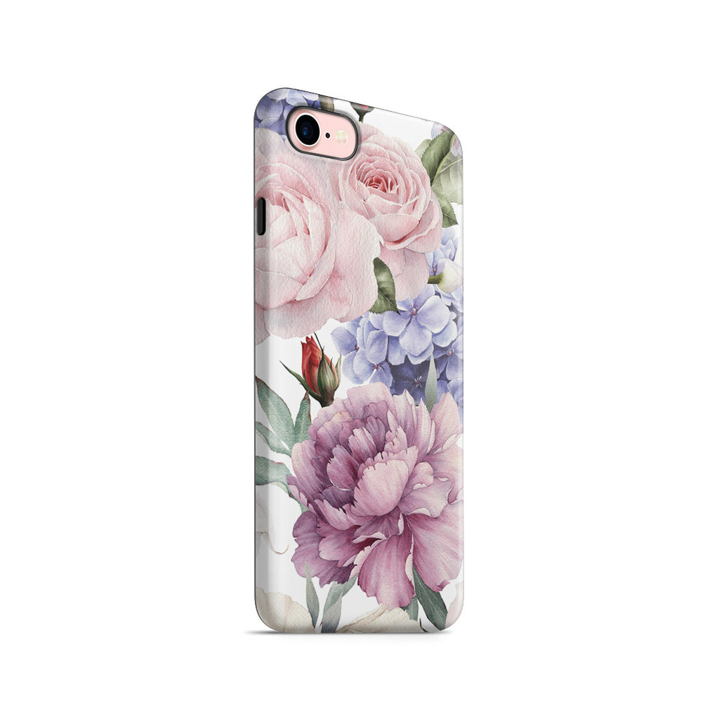 iPhone 7 Adventure Case - Bouquet