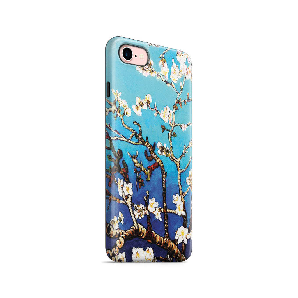 iPhone 7 Adventure Case - Branches Of An Almond Tree In Blossom by Vincent Van Gogh