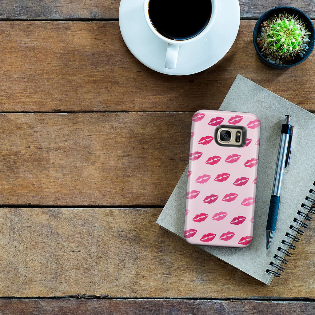 Galaxy S7 Edge Adventure Case - Candy Kisses