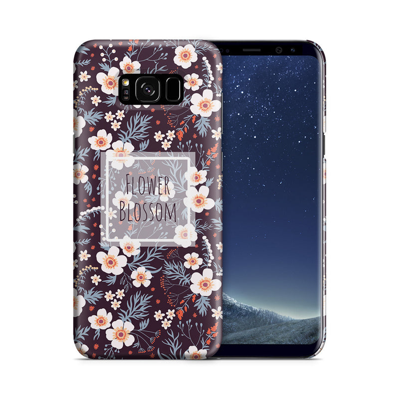 Galaxy S8 Case - Flower Blossom