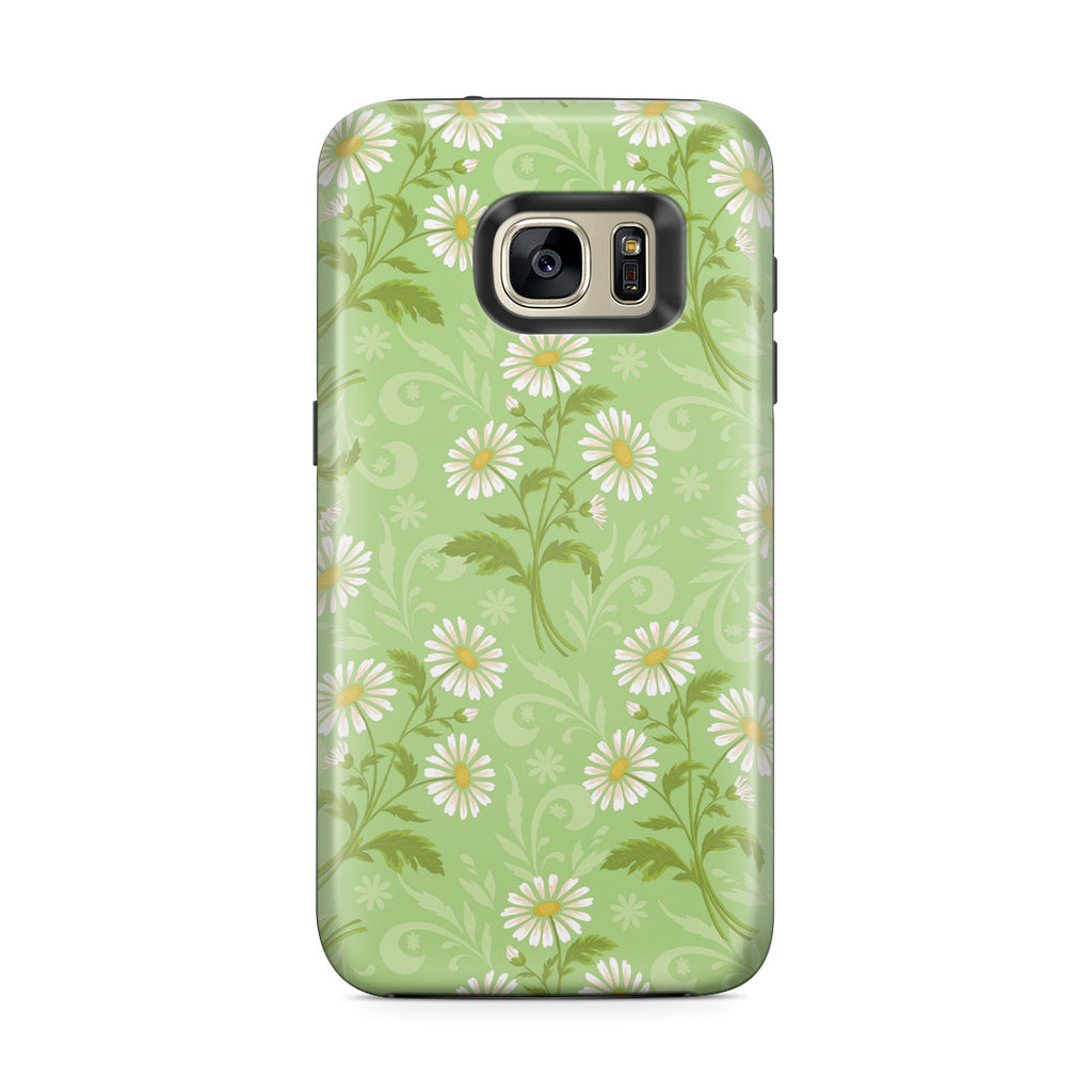 Galaxy S7 Edge Adventure Case - Daisy