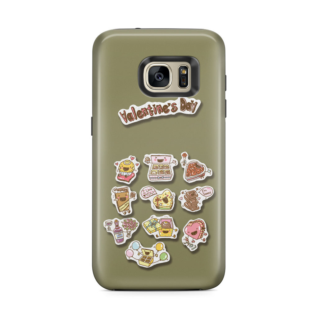 Galaxy S7 Edge Adventure Case - Sweetie