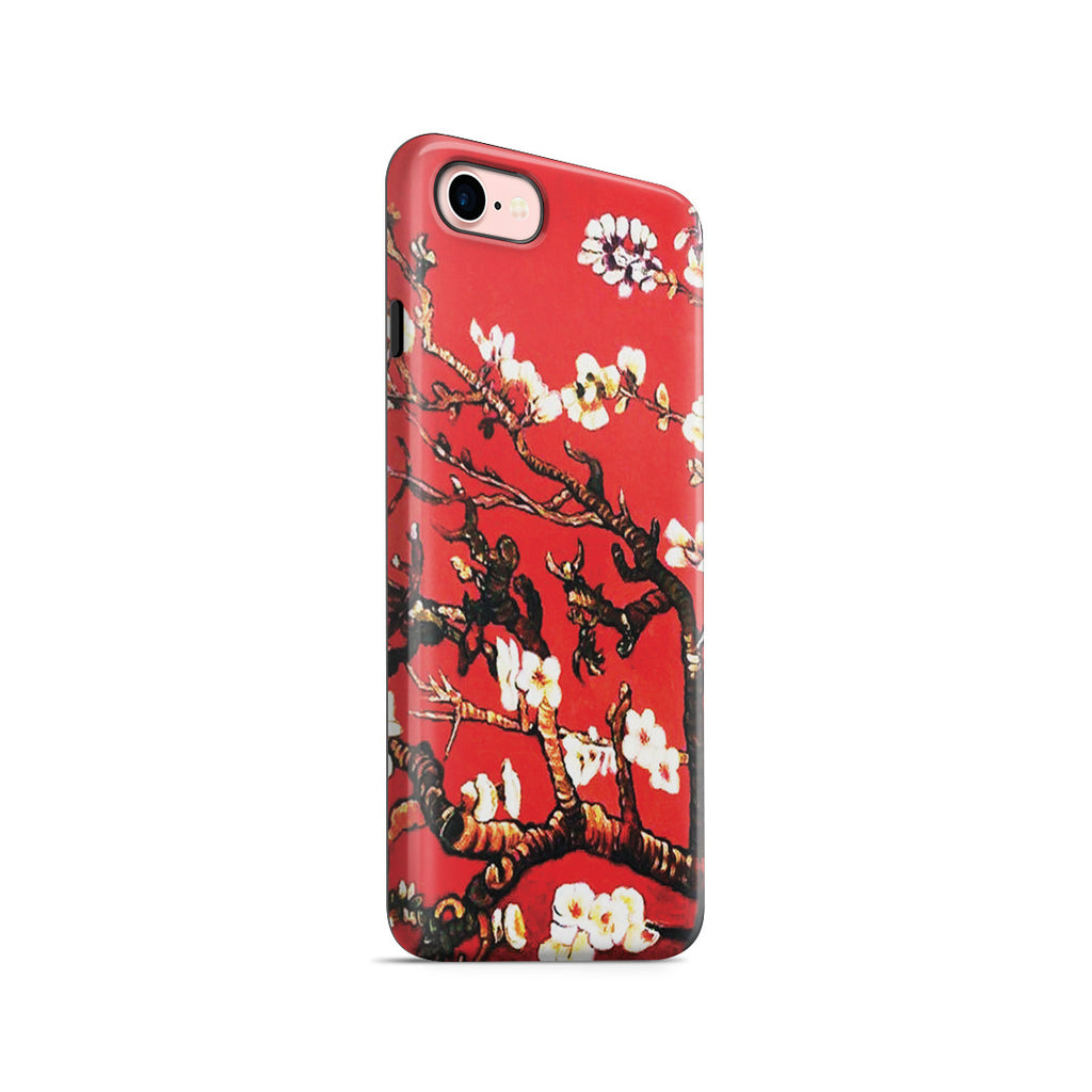 iPhone 6 | 6s Plus Adventure Case - Branches of an Almond Tree in Blossom, Ruby Red by Vincent Van Gogh