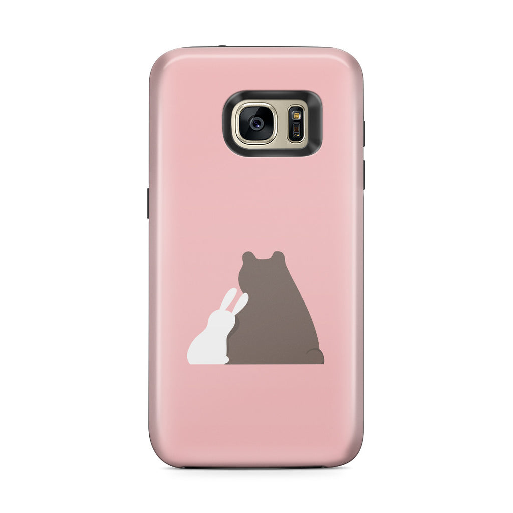 Galaxy S7 Edge Adventure Case - Love Comes in All Shapes and Sizes