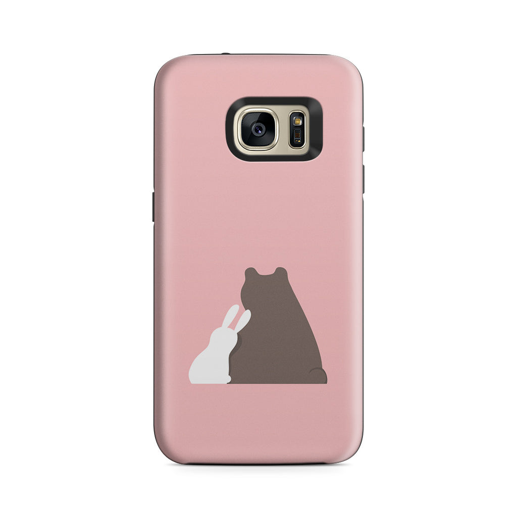 Galaxy S7 Adventure Case - Love Comes in All Shapes and Sizes
