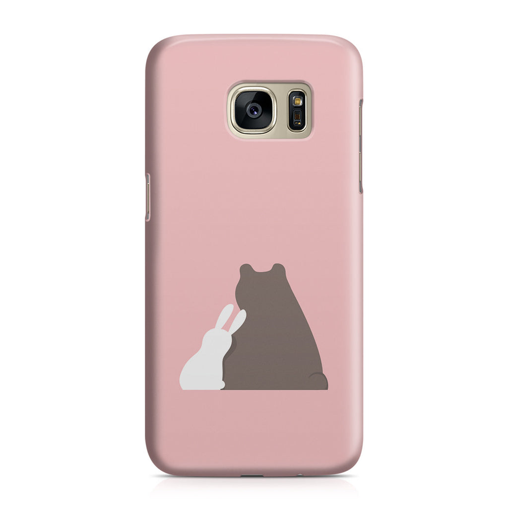 Galaxy S7 Case - Love Comes in All Shapes and Sizes