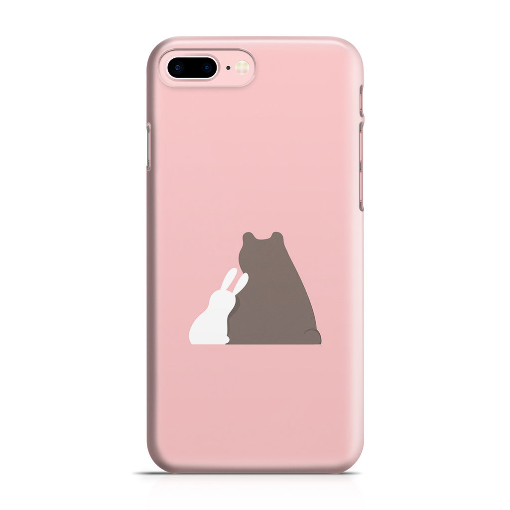iPhone 7 Plus Case - Love Comes in All Shapes and Sizes