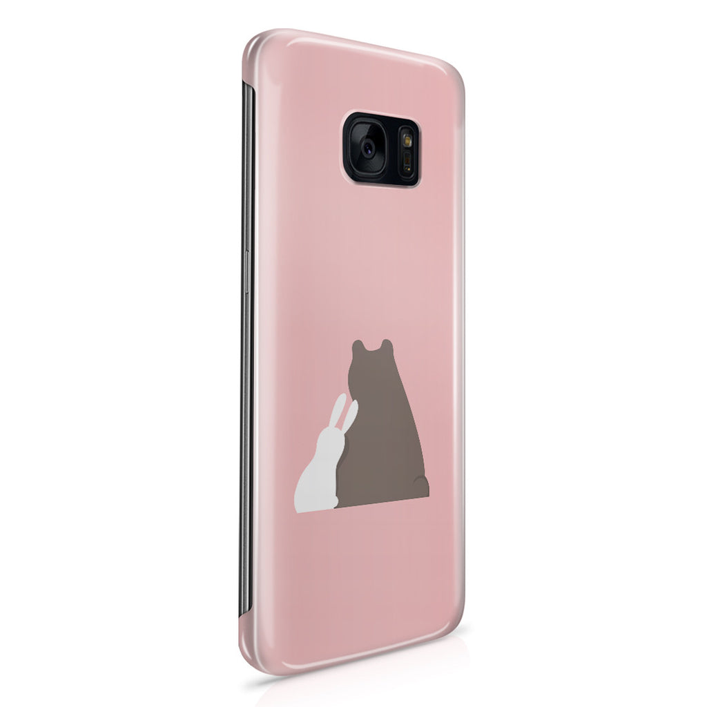 Galaxy S7 Edge Case - Love Comes in All Shapes and Sizes