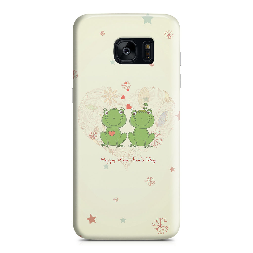 Galaxy S7 Edge Case - Princess and the Frog