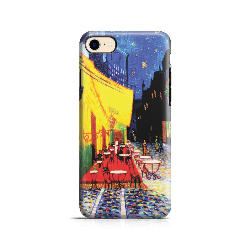 iPhone 8 Adventure Case - Cafe Terrace at Night by Vincent Van Gogh