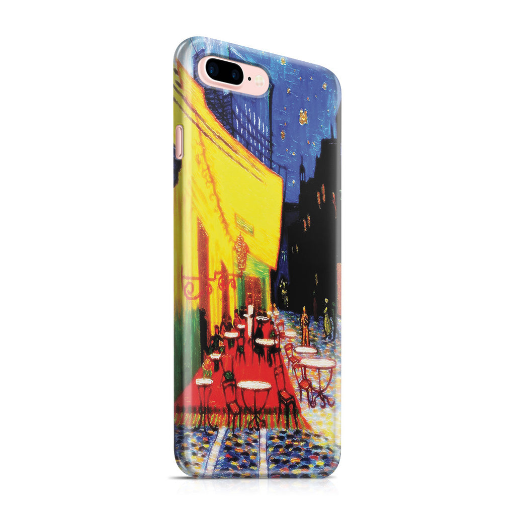 iPhone 7 Plus Case - Cafe Terrace at Night by Vincent Van Gogh