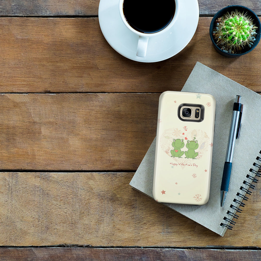 Galaxy S7 Edge Adventure Case - Princess and the Frog