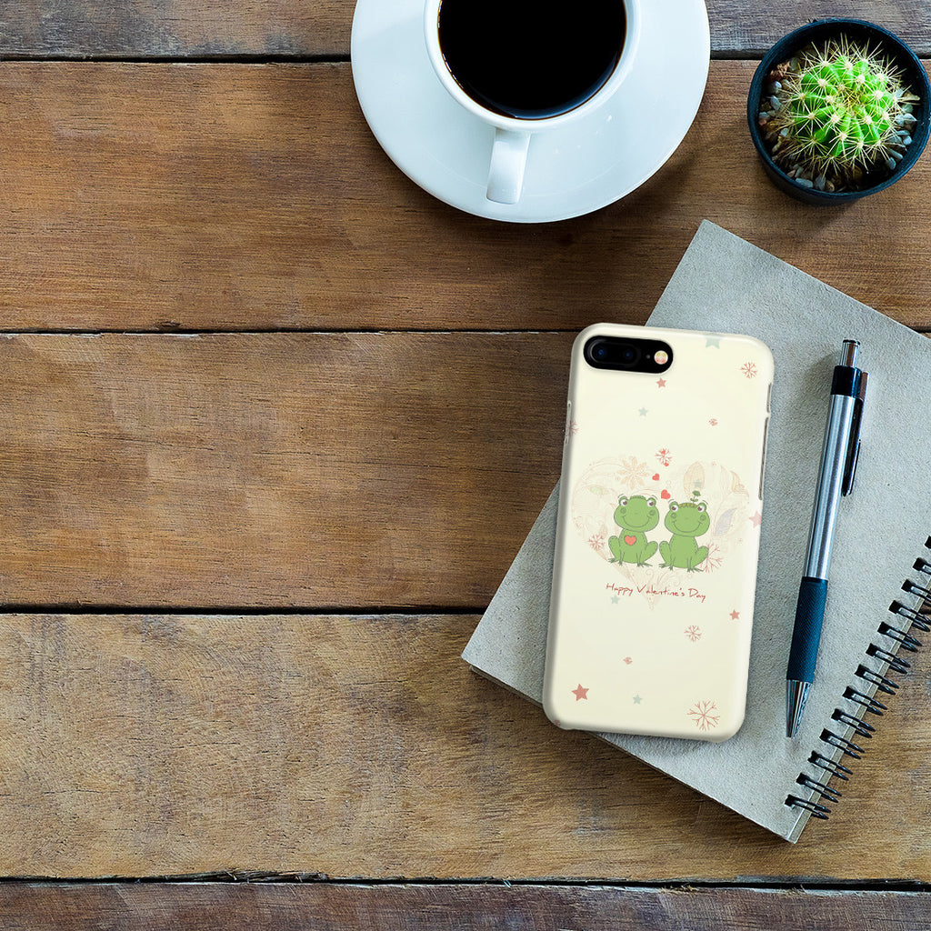 iPhone 7 Plus Case - Princess and the Frog