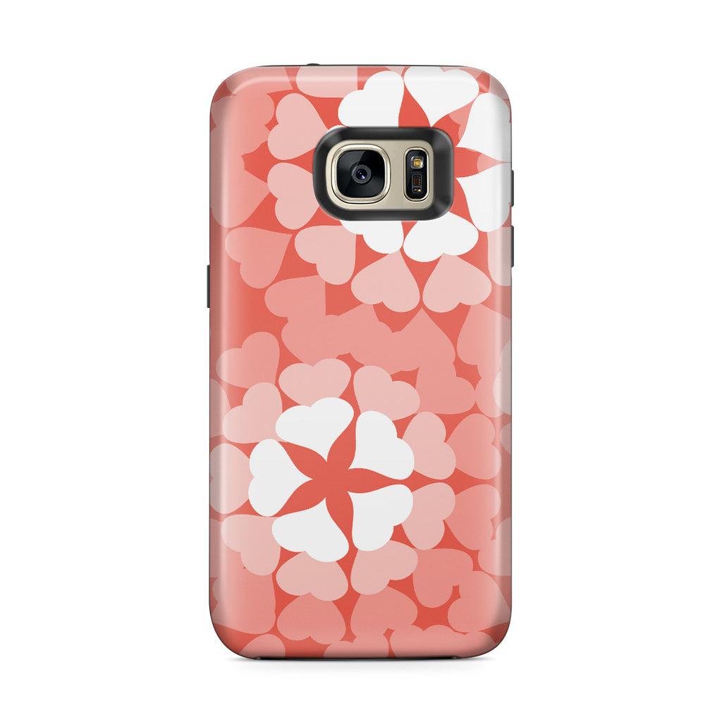 Galaxy S7 Edge Adventure Case - Blossom