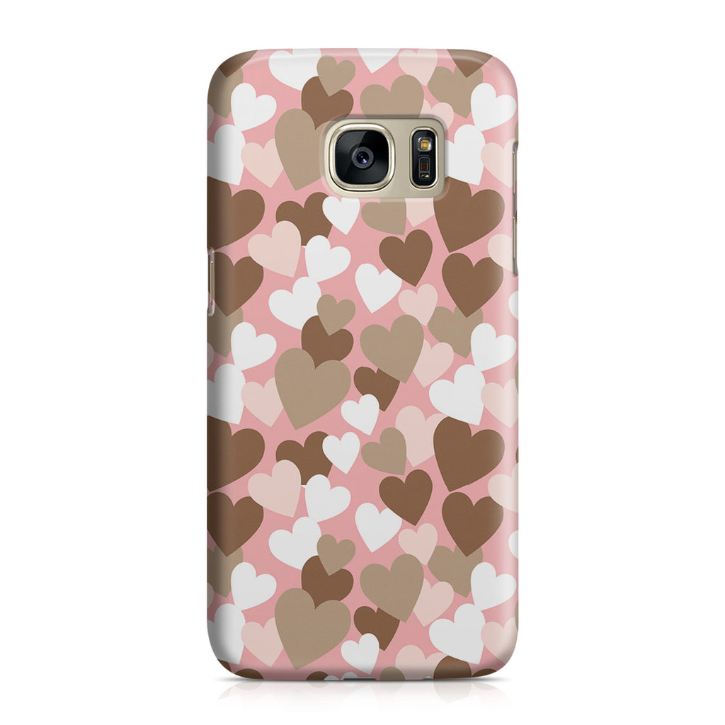 Galaxy S7 Case - My Heart Beats for You