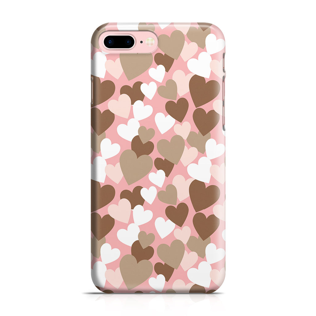 iPhone 7 Plus Case - My Heart Beats for You