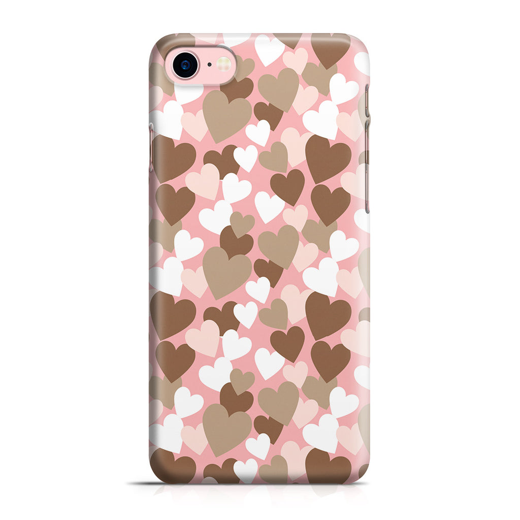 iPhone 7 Case - My Heart Beats for You