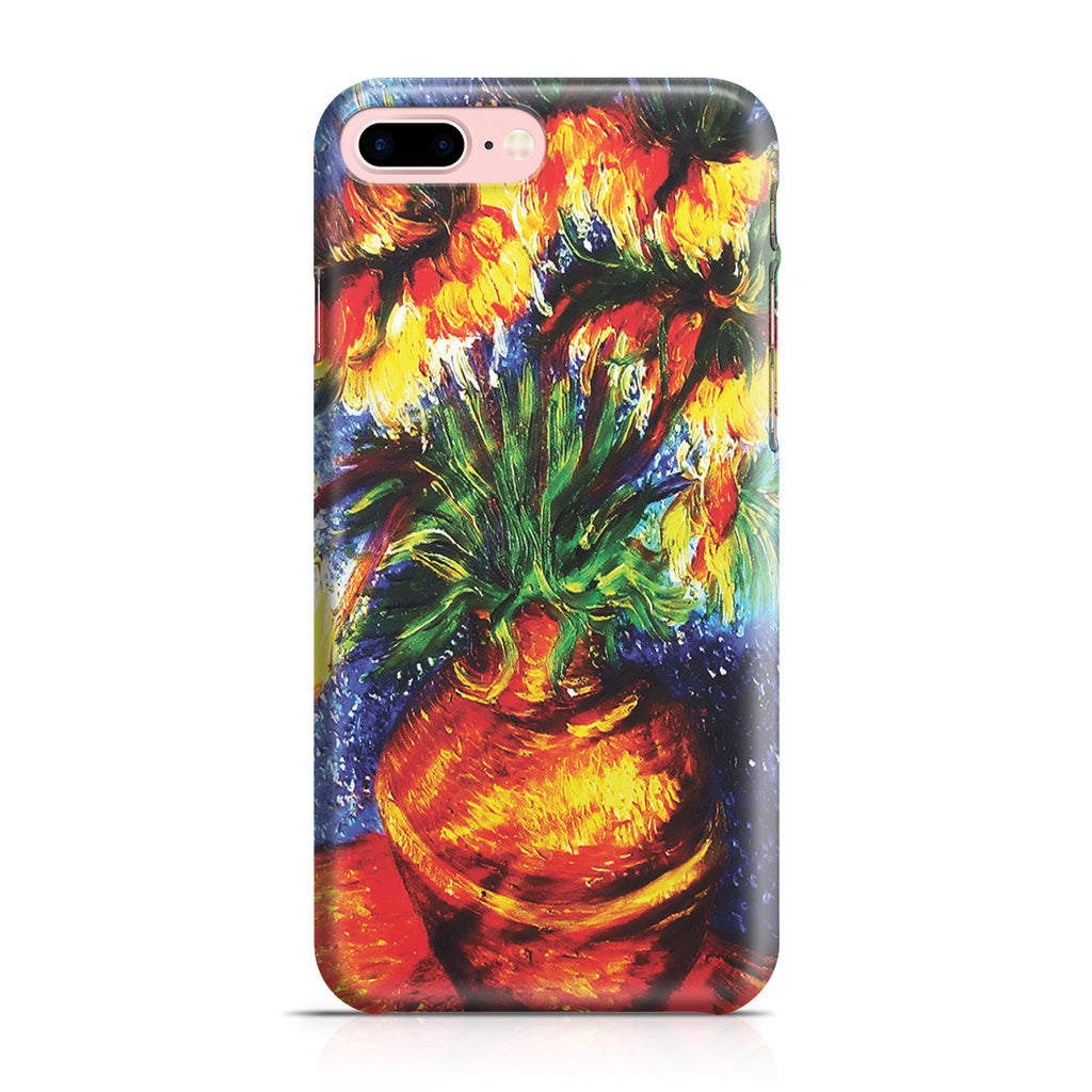 iPhone 7 Plus Case - Crown Imperial Fritillaries In a Copper Vase by Vincent Van Gogh