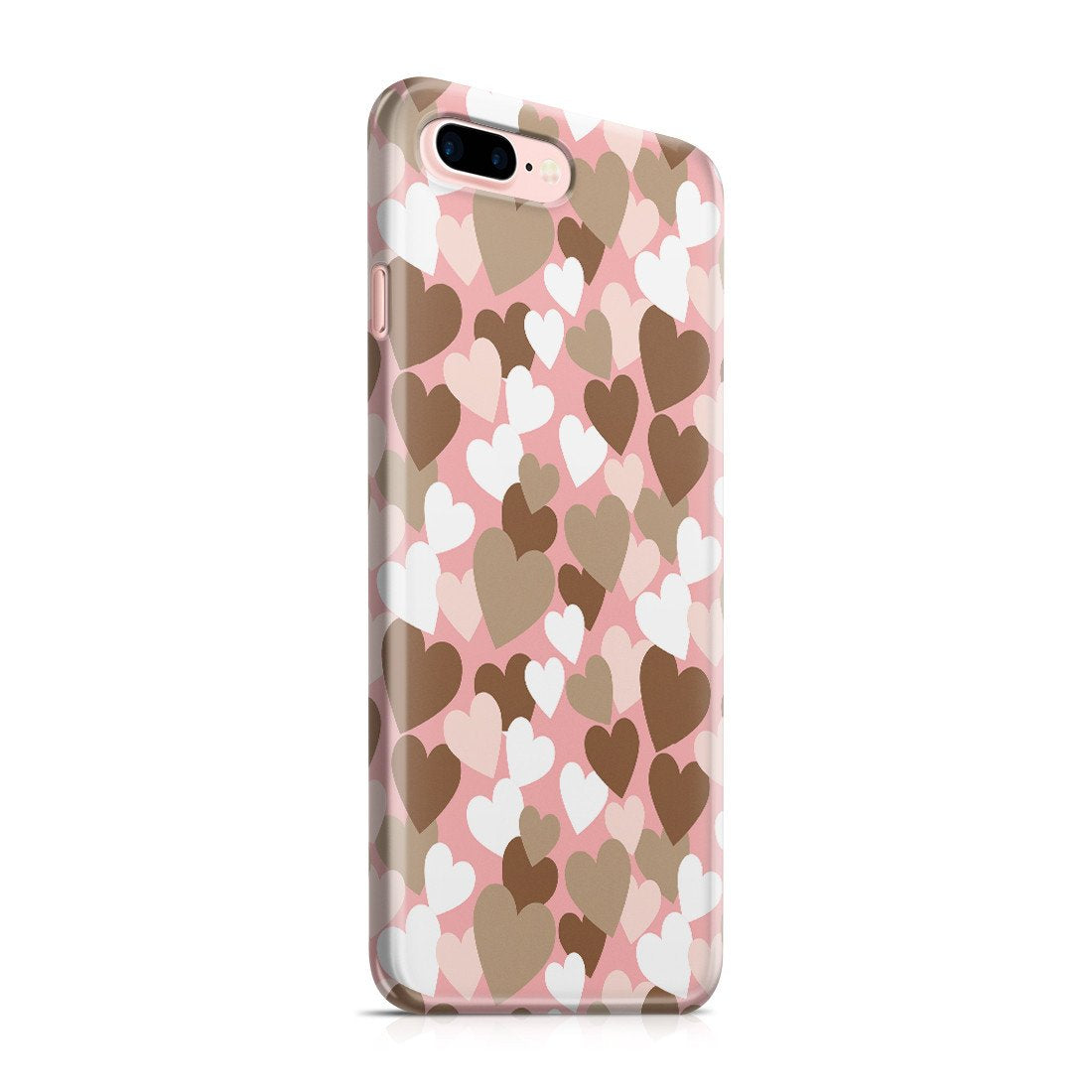 super popular cd023 a3a22 iPhone 8 Plus Case - My Heart Beats for You