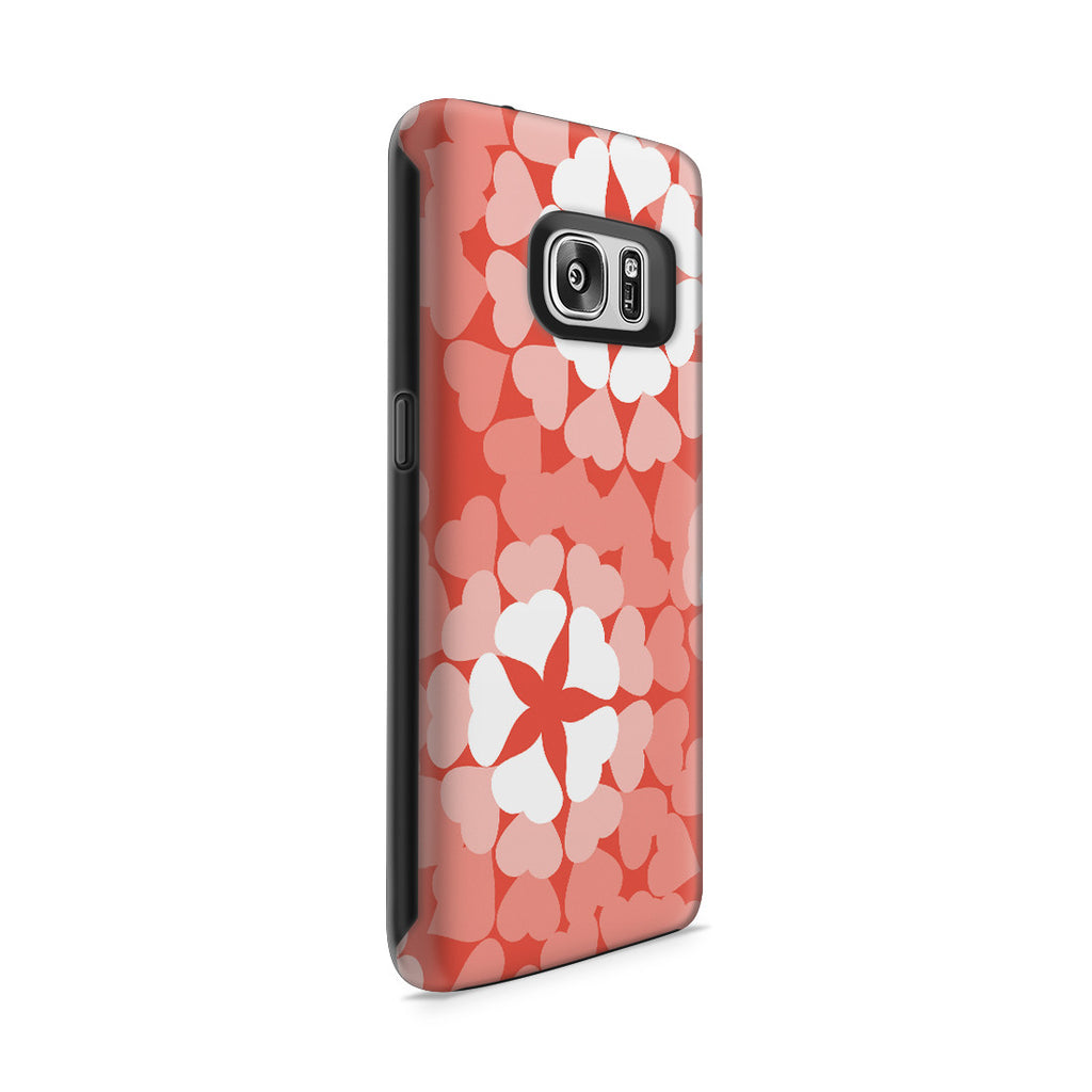Galaxy S7 Adventure Case - Blossom