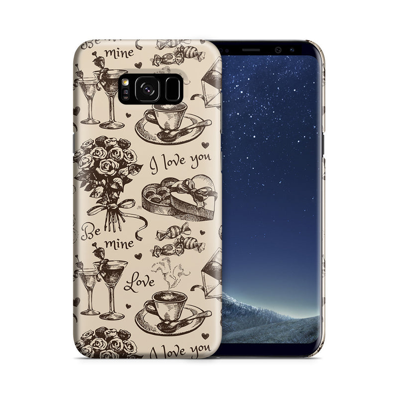 Galaxy S8 Plus Case - Valentine's Day