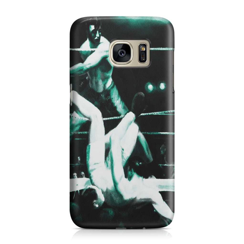 Galaxy S7 Case - Dempsey and Firpo by George Wesley Bellows