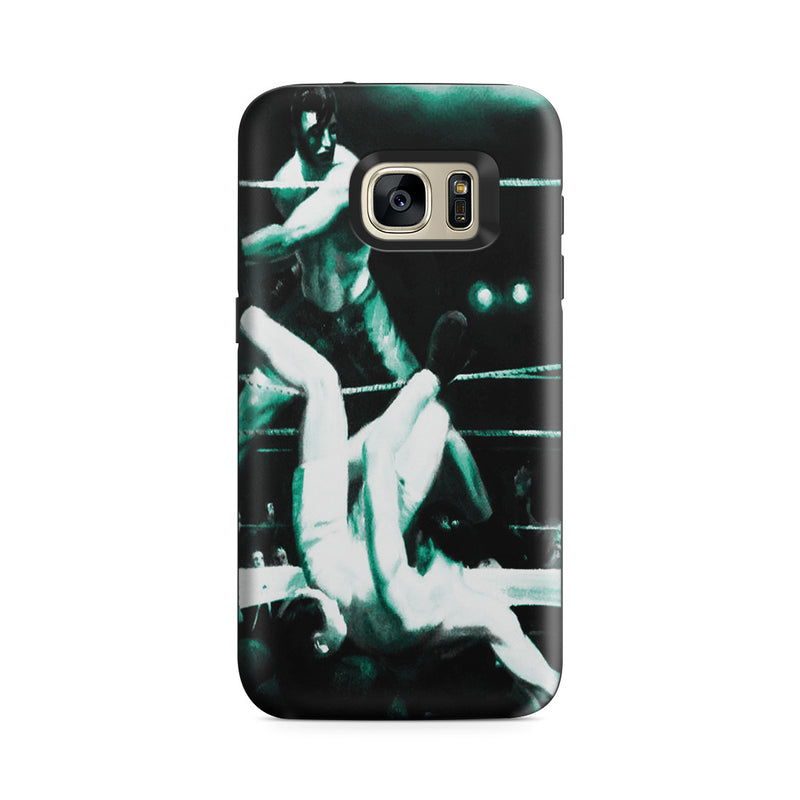 Galaxy S7 Adventure Case - Dempsey and Firpo by George Wesley Bellows