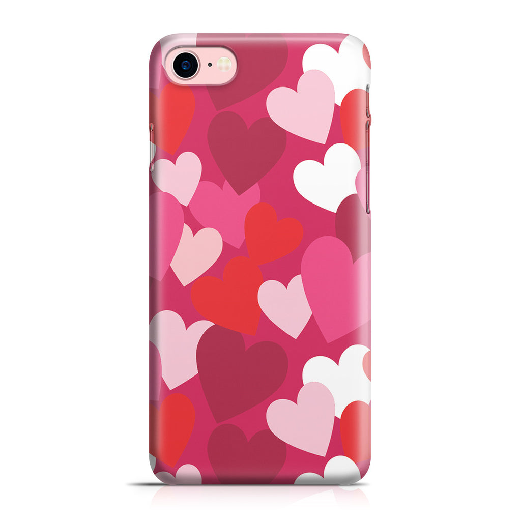 iPhone 7 Case - I Heart You