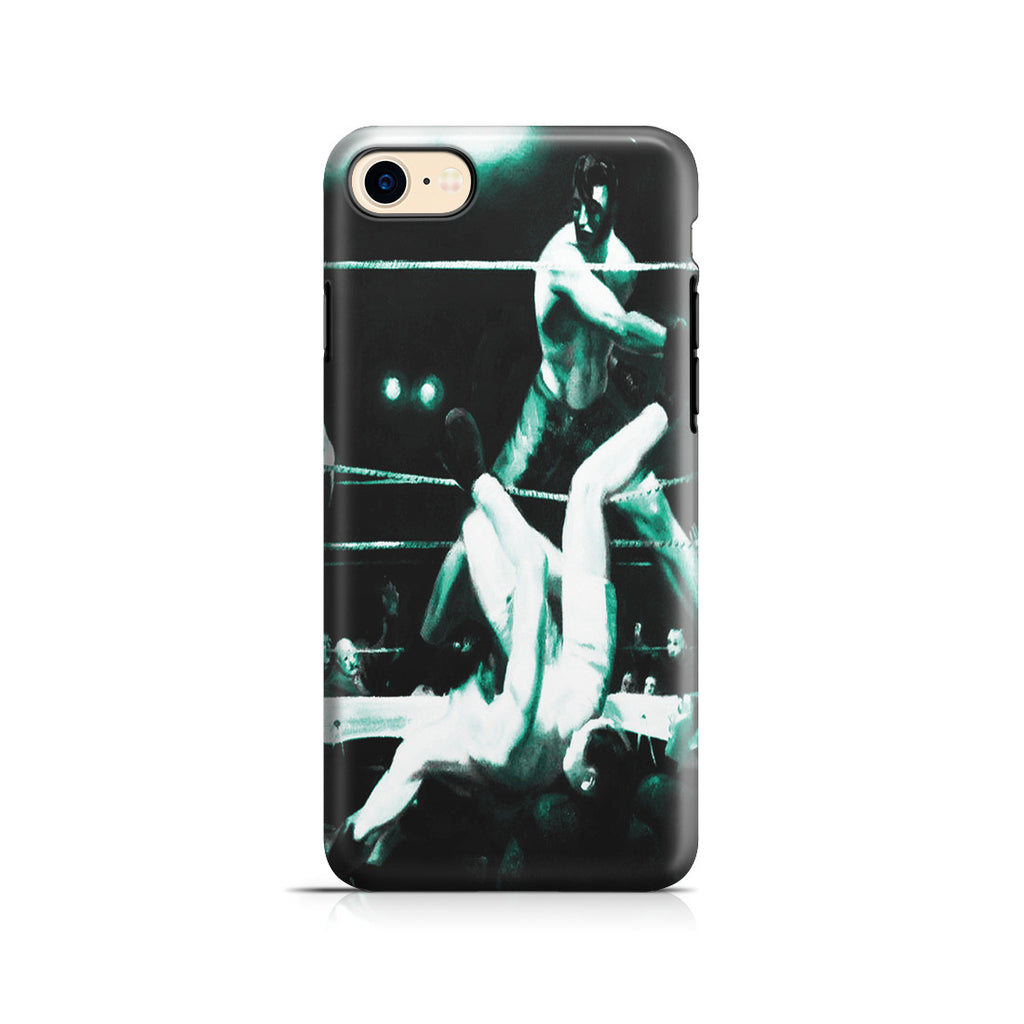 iPhone 7 Adventure Case - Dempsey and Firpo by George Wesley Bellows