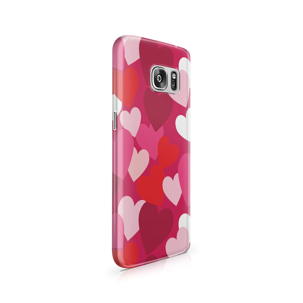 Galaxy S7 Case - I Heart You