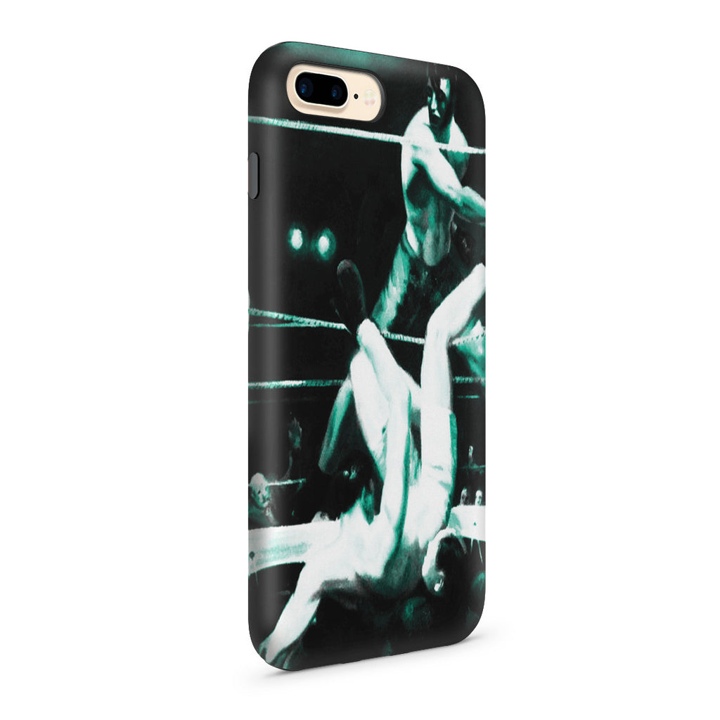 iPhone 7 Plus Adventure Case - Dempsey and Firpo by George Wesley Bellows