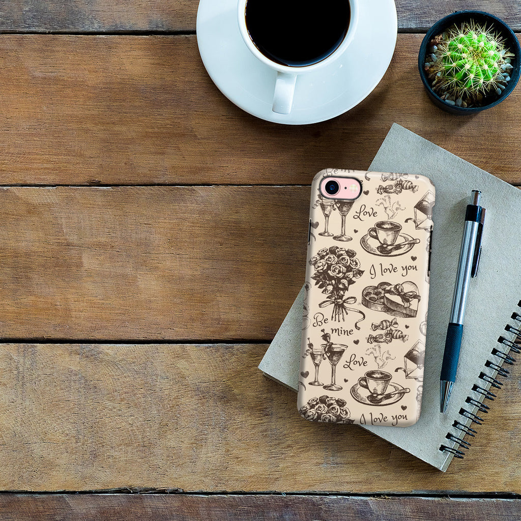 iPhone 6 | 6s Adventure Case - Valentine's Day