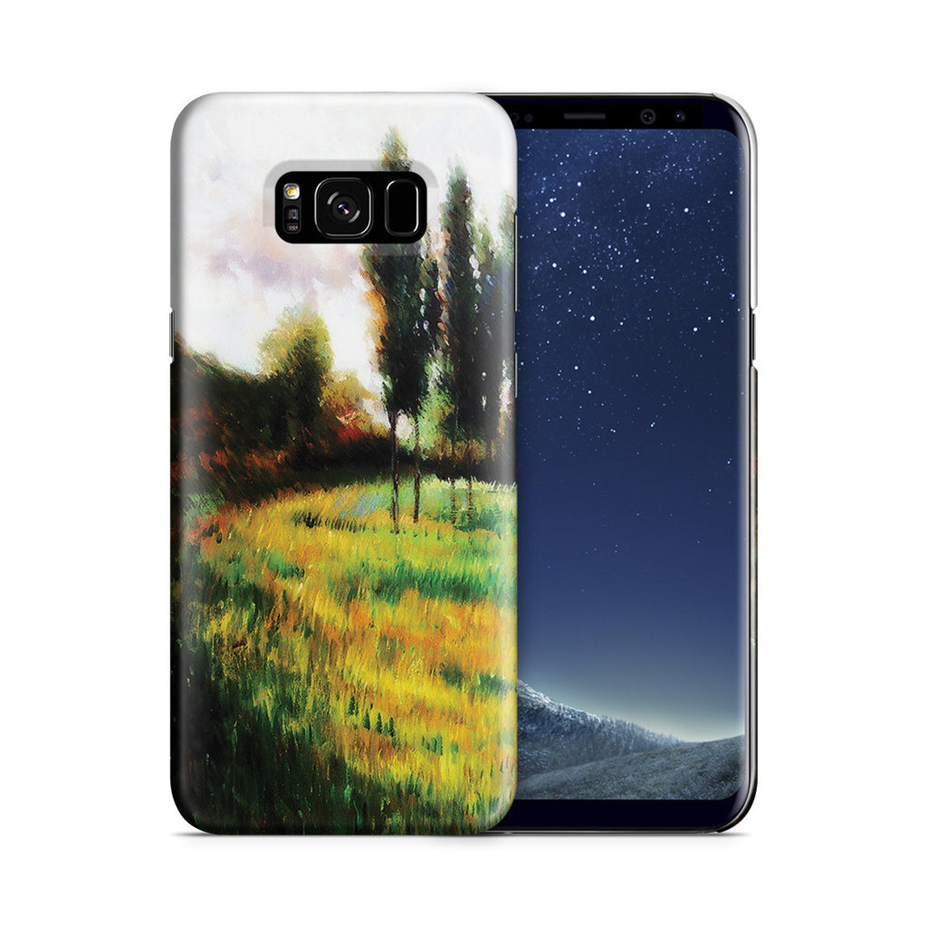 Galaxy S8 Case - Dogs Running In a Meadow, 1888 by Paul Gauguin