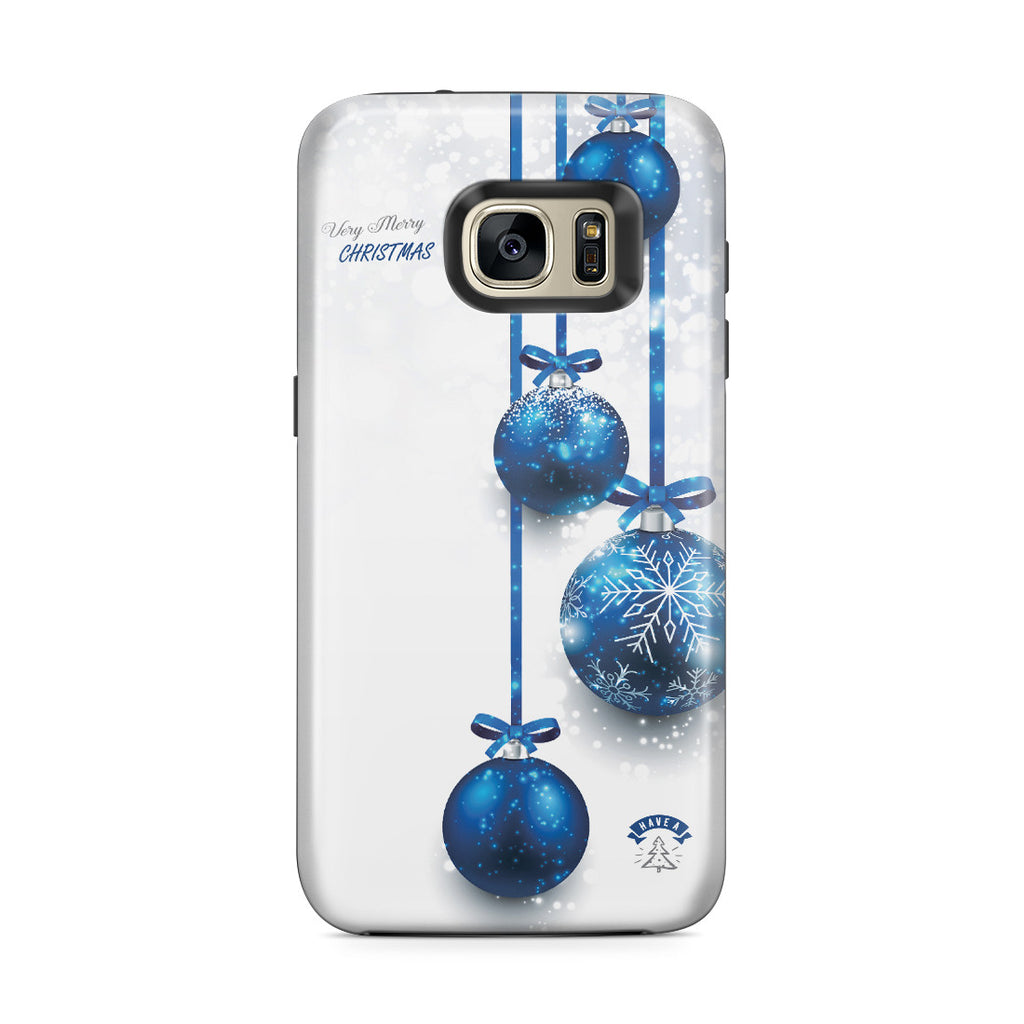 Galaxy S7 Edge Adventure Case - Merry Blizzard