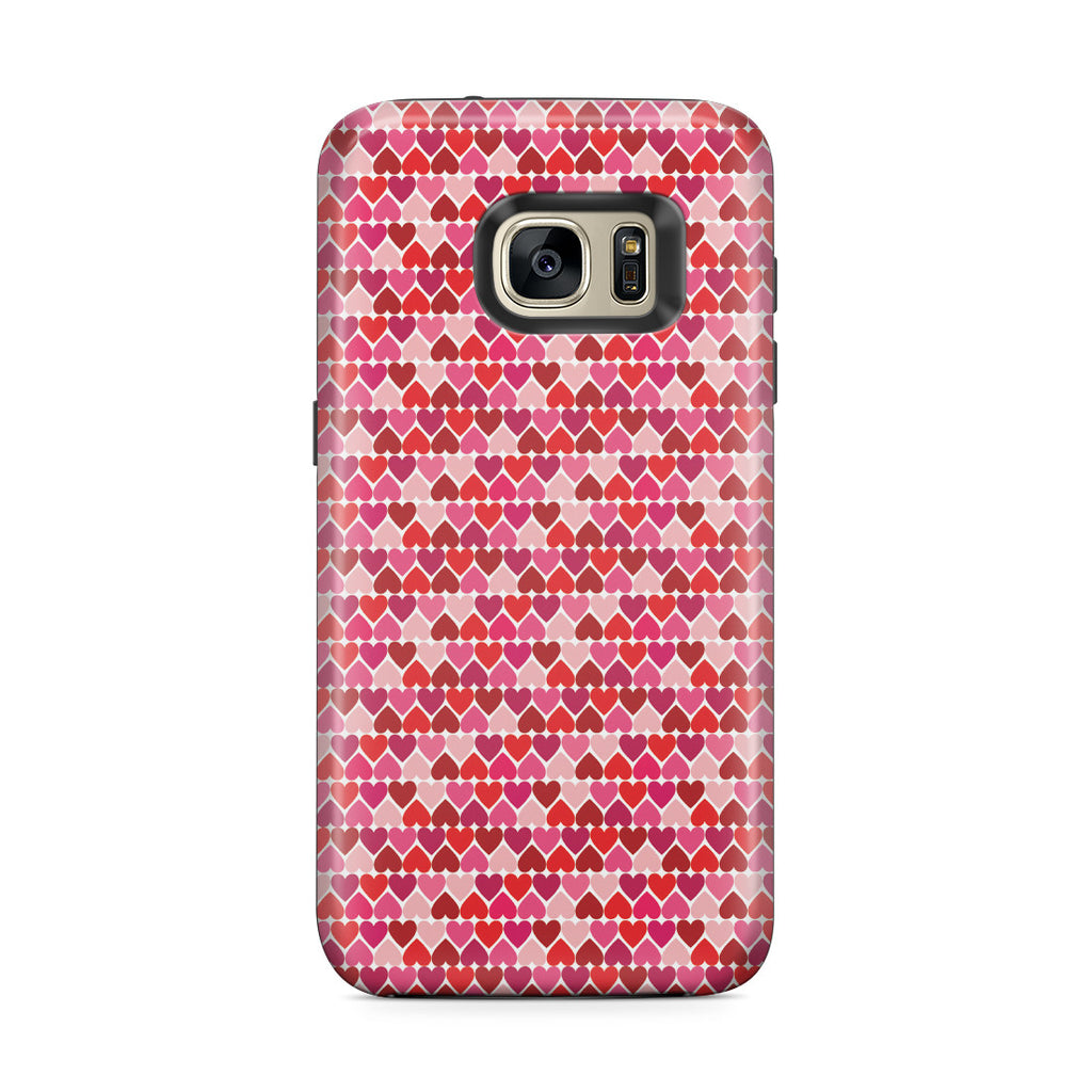 Galaxy S7 Edge Adventure Case - Love You Lots