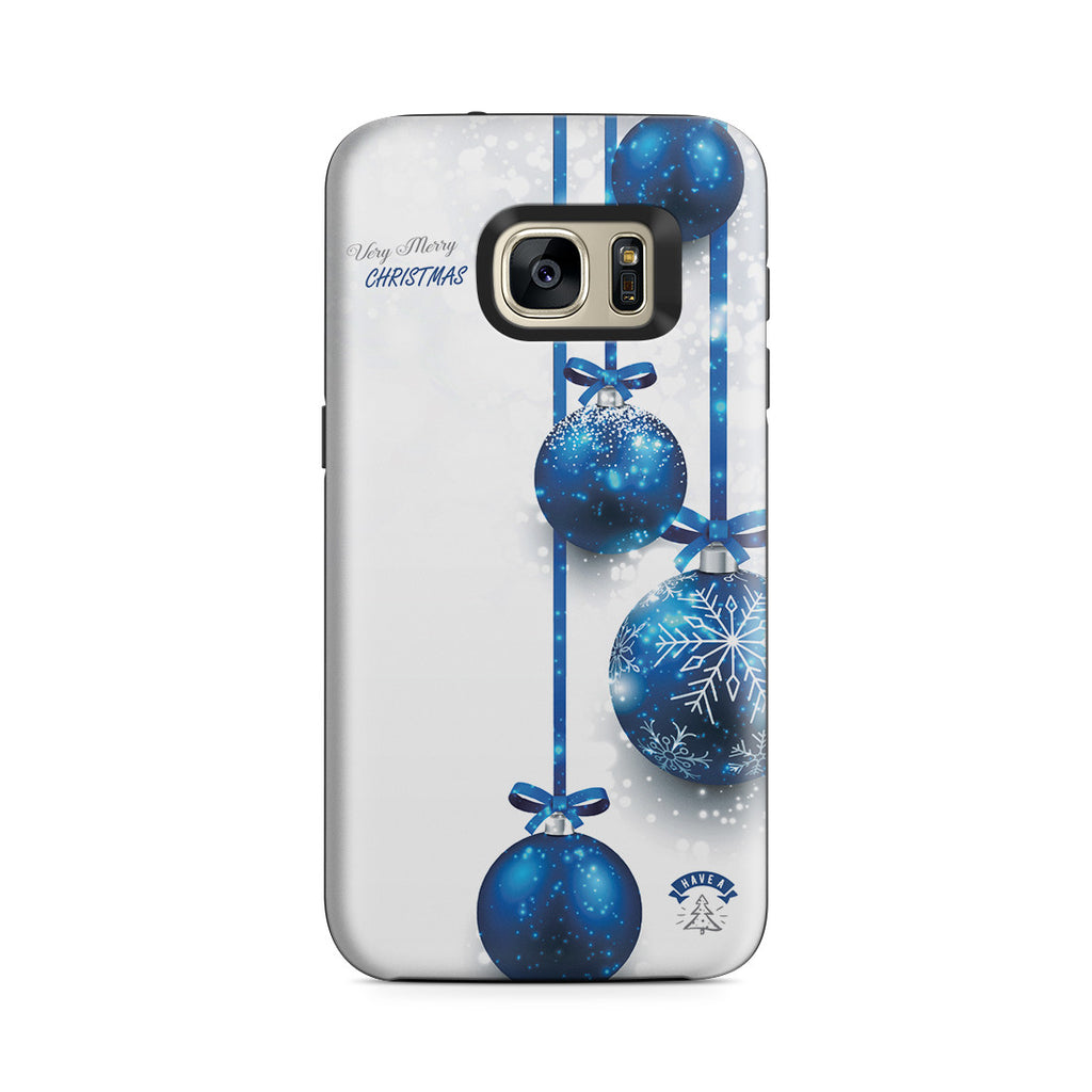 Galaxy S7 Adventure Case - Merry Blizzard