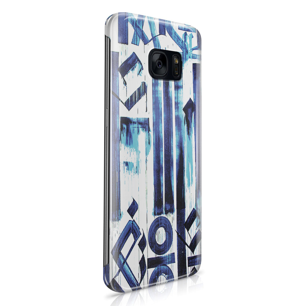 Galaxy S7 Edge  Case - Runic