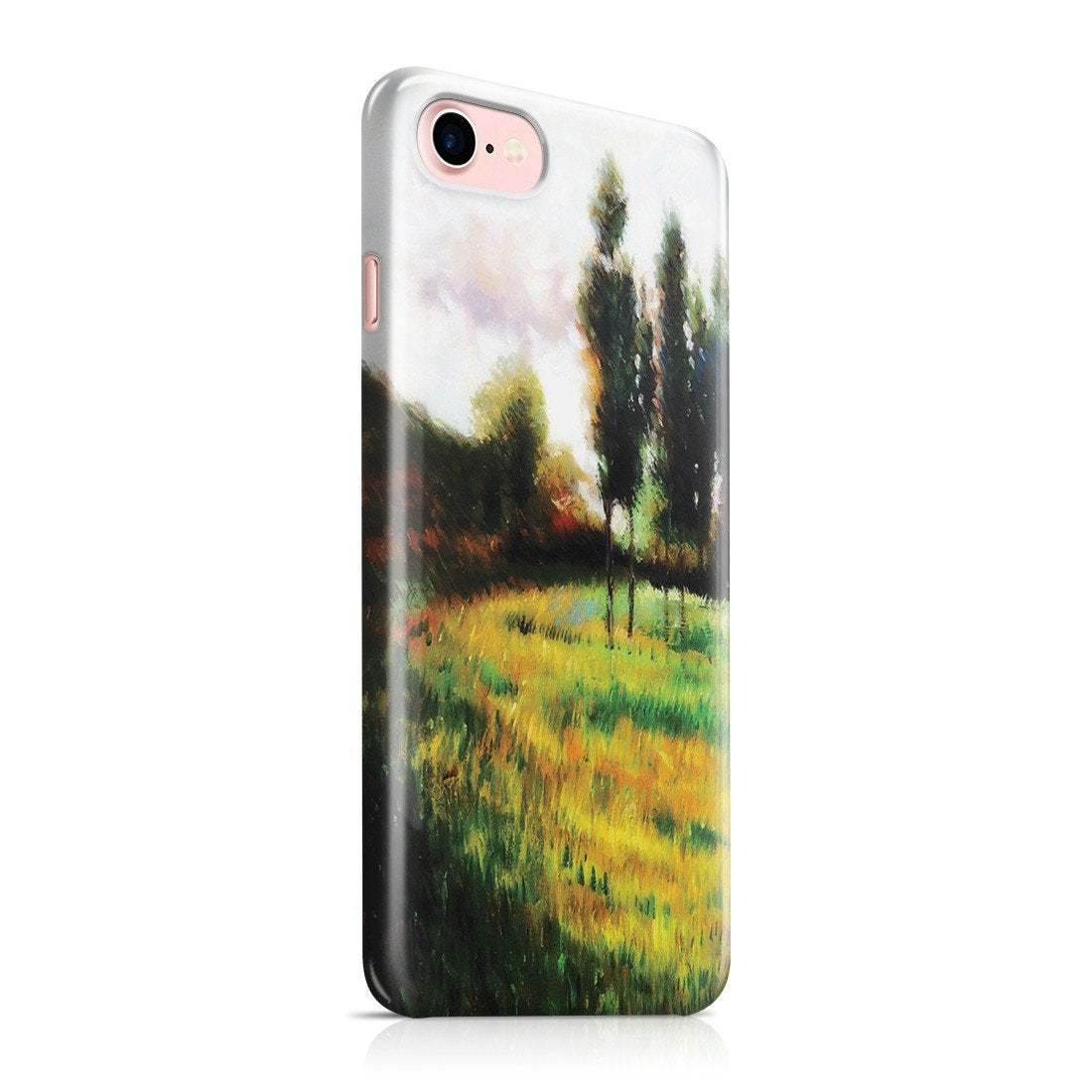 hot sale online 7caba 55a6c iPhone 8 Case - Dogs Running In a Meadow, 1888 by Paul Gauguin