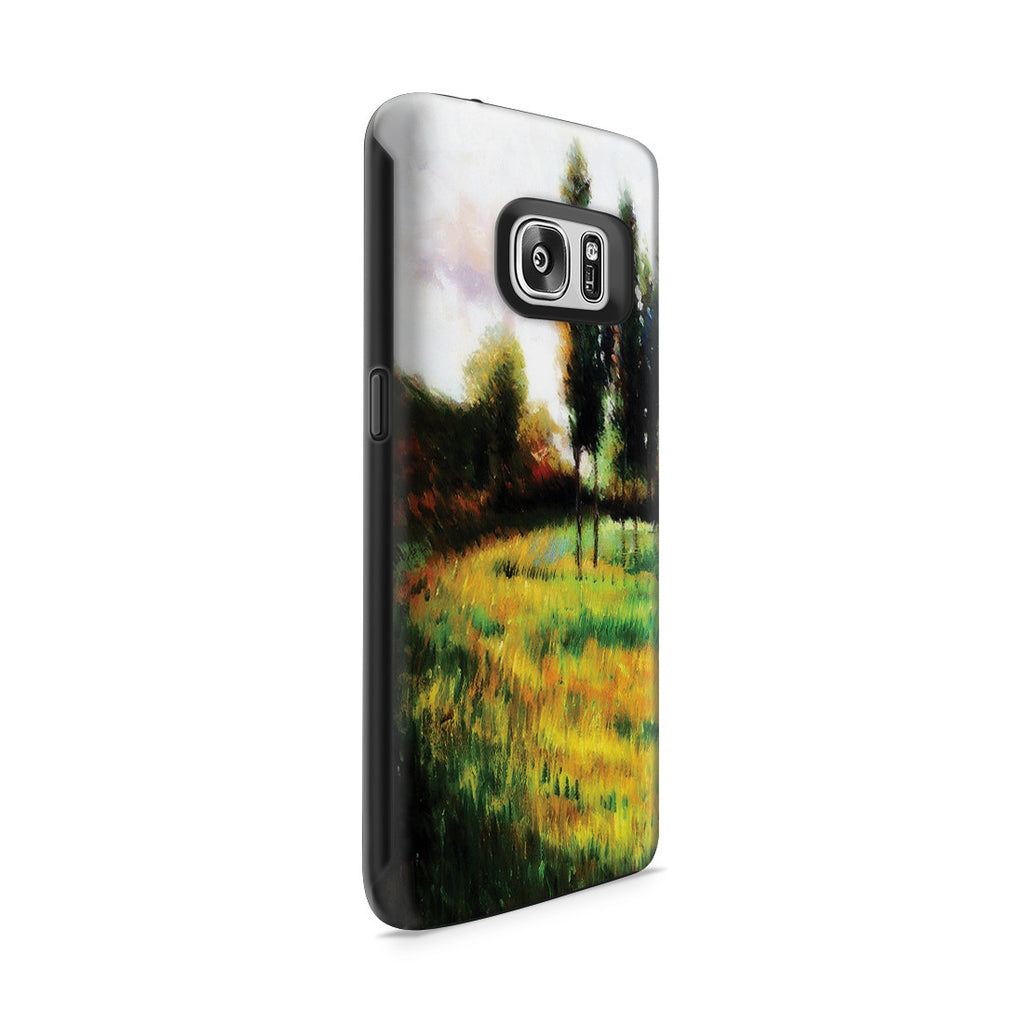 Galaxy S7 Adventure Case - Dogs Running In a Meadow, 1888 by Paul Gauguin