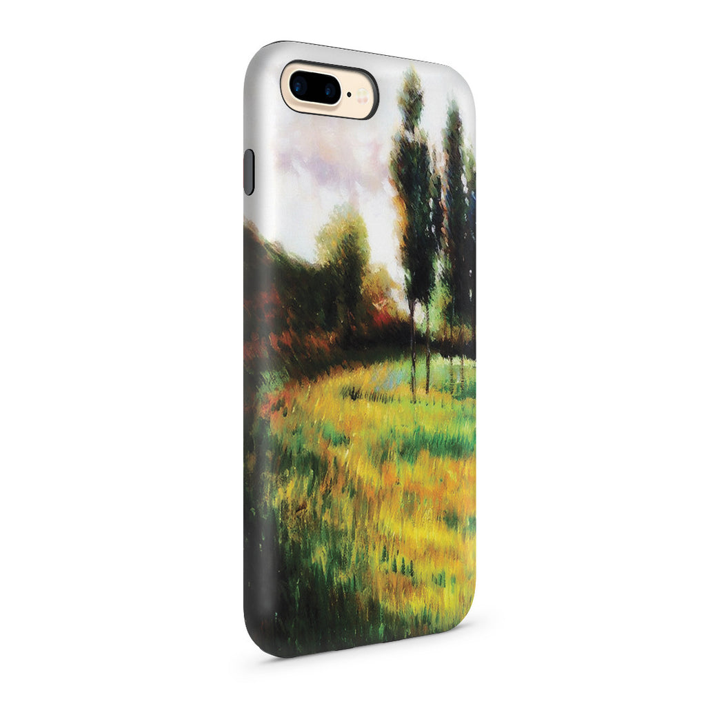iPhone 7 Plus Adventure Case - Dogs Running In a Meadow, 1888 by Paul Gauguin