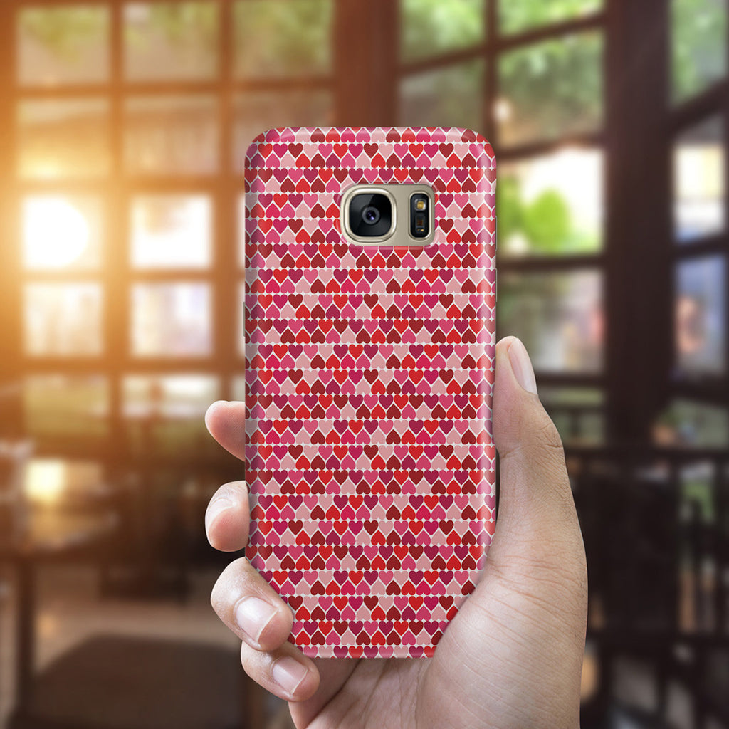 Galaxy S7 Edge Case - Love You Lots